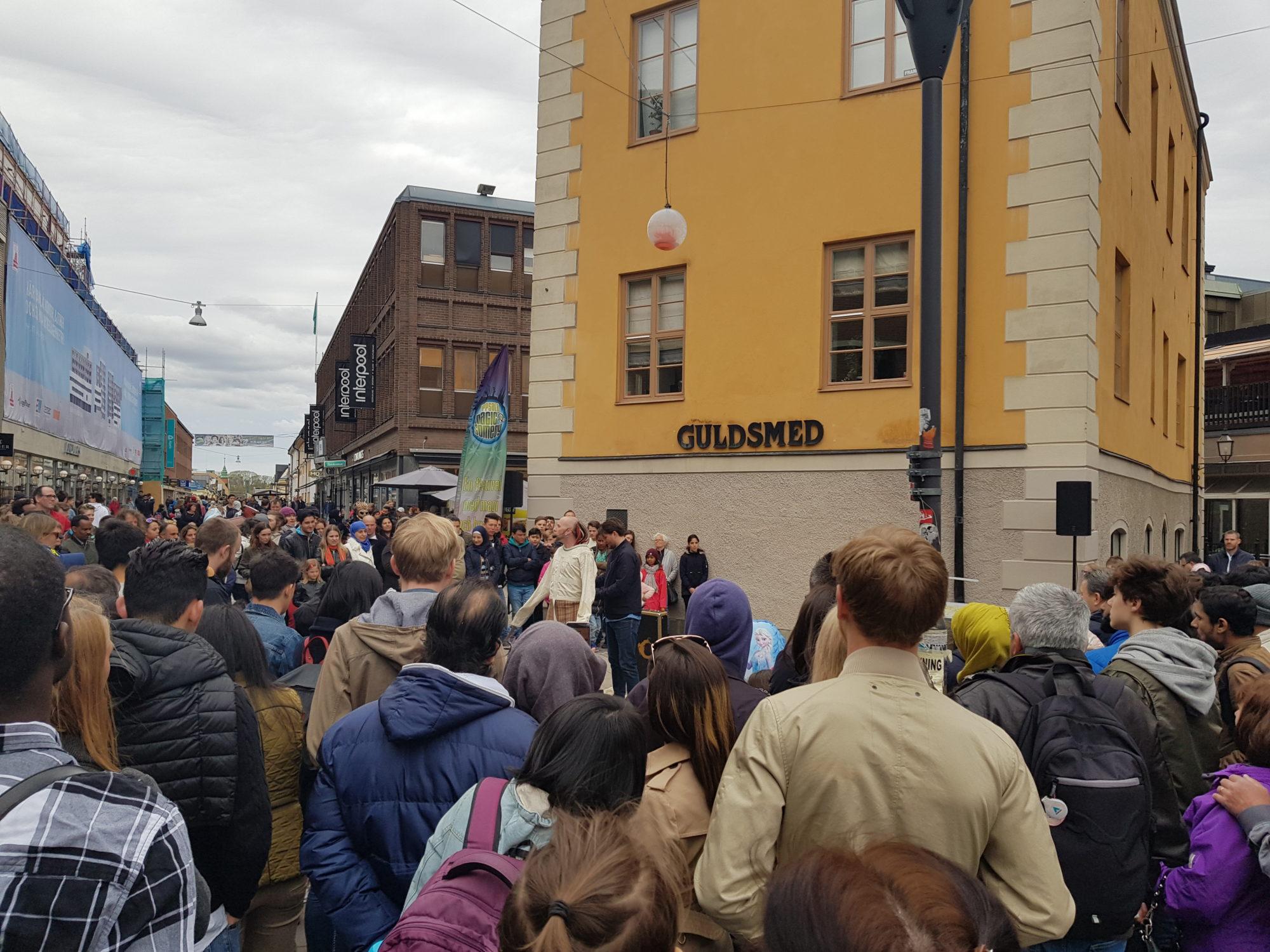 uppsala city valborg